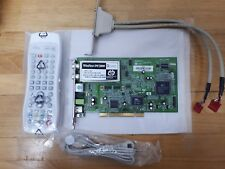 Leadtek WinFast DV2000 - TV / radio tuner / video capture Adapter - PCI