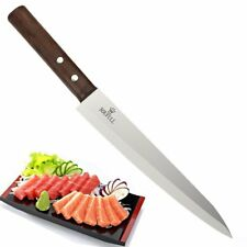 Cuchillo Japonés Profesional Para Sushi Y Sashimi Hecho De Acero Inoxidable