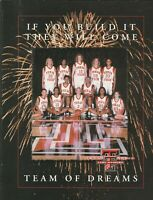 1999-2000 Texas Tech Red Raiders Women's NCAA Basketball Guide