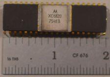 Motorola XC6820 Vintage Peripheral Interface Adapter Date Code 7548B-Apple 1 Era