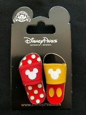 Disney Parks Pin Trading Mickey & Minnie Mouse Shoes
