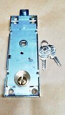 Prefer serratura x porta basculante Art. B551 cilindro tondo e quadro maniglia