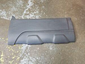 Chevy OEM 2003-2006 Avalanche Gray Right Rear RH Door Molding Cladding 93441630