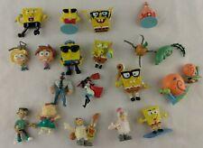 "Spongebob Rugrats Fairly Odd Parents Crimson Chin Nickelodeon Pvc 2"" Figure Lot"