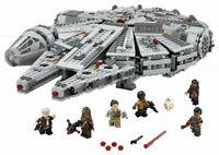 Star Wars Faucon Millenium Millenium Falcon jeu de construction Compatible lego
