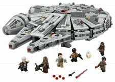 Star Wars Faucon Millenium Millenium Falcon jeu de construction Compatible lego