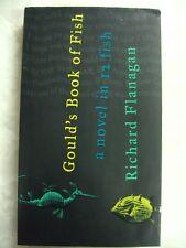 Gould's Book of Fish: RICHARD FLANAGAN hcdj 2001 1st picador 0330363034 B65