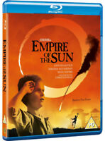 Empire of the Sun Blu-Ray (2012) Christian Bale, Spielberg (DIR) cert PG