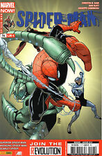 MARVEL SPIDER-MAN panini COMICS janvier 2014 Tome 7