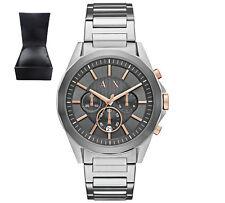 3380c2d551b0 Reloj Cronógrafo   Menor    Genuino Armani Exchange AX2606 Drexler RRP £ 170