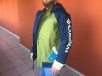 Columbia Windell Park Jacket Gr. L Neu Übergangsjacke Regenjacke