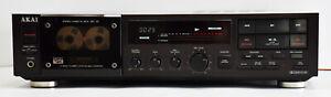 AKAI GX-73 3-Head Stereo Cassette Deck Japanese Version