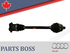 Audi A6 Quattro 2006-2011 Front Left Axle Assembly 4F0407271J