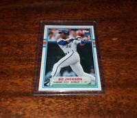 BO JACKSON SP PRINT RUN ONLY /691 2019 TOPPS THROWBACK THURSDAY #TBT #150 ROYALS