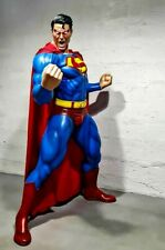 SUPERMAN RAGE VERSION Custom Statue Life Size FINET SCULPTURE ARTS