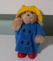 EDEN TOYS PADDINGTON BEAR PLUSH TOY! SOFT TOY ABOUT 12CM TALL KIDS TOY 1996