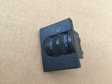 VW GOLF MK3 / CABRIO MK3.5 LHD HEATED SEAT ADJUST SWITCH ROLLER KNOB1H6963563A