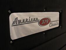 Peterbilt  Pete Interior Door Panels American Classic Stainless  359 379
