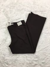 New York & Company Womens Size 14 7th Avenue Pants Straight Leg Mid Rise Stretch