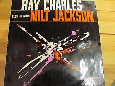 "332061 FRANCIA 12"" 33 RPM 19RAY Charles & Milt JACKSON ""BLU"" Genius G"