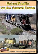 Union Pacific on the Sunset Route DVD NEW Highball UP Arizona SP SD90MACS Yuma