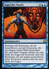 4x Zügel der Macht / Reins of Power | NM | Commander | GER | Magic MTG