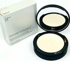 It Cosmetics Bye Bye Pores Pressed Translucent Powder 0.31oz New