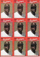 TONY GWYNN   1990 DONRUSS   (26)  CARD LOT   SAN DIEGO PADRES