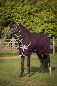 Horseware Amigo Hero Ripstop Plus 200g Horse Turnout Rug With Detachable Neck
