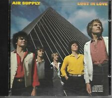 AIR SUPPLY - Lost In Love - Early Canadian CD Pressing - Arista ARCD-8216 Cinram