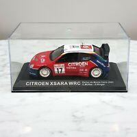 CITROEN XSARA WRC Rallye de Monte Carlo 2003 C. McCrae 1:43 Scale Car Model