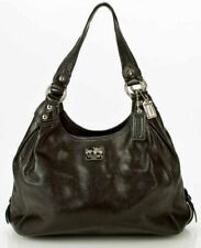 Coach Madison Maggie Shoulder bag Pebbled Leather handbag 14313