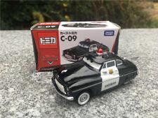 Tomy Tomica Disney Pixar Car C09 Sheriff Metal Diecast Toy Cars New