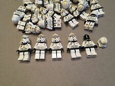 LEGO Star Wars Lot of 5 Clone Star Corps Trooper minifigure minifig Yellow 7655