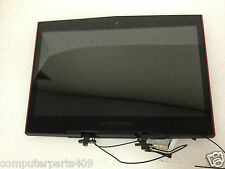 "Dell Alienware M14X OEM Genuine 14"" LCD Screen Complete LED Display Assembly Red"