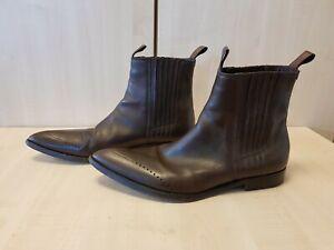 Hugo Boss Boots Stiefel Stiefeletten Cowboy Boots Biker Boots Größe 44