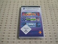 Playstation Network Collection Puzzle Pack für Sony PSP *OVP*