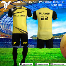 14 SET OF CUSTOM SUBLIMATION FOOTBALL CLUB,JERSEY SOCCER UNIFORM KIT TEAM WEAR