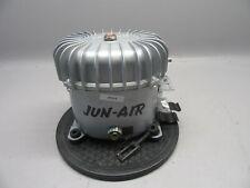 Jun-Air Model 6 100-120V 50-60Hz 120PSI 2900-3500r/min 4 Gallon Compressor