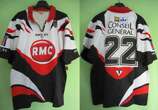 Maillot rugby Toulon RCT Porté #22 RMC ForceXV Vintage Jersey - XXL