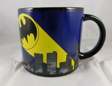 2016 Unemployed Philosophers Guild Batman Changing Coffee Cup Mug