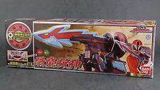 Bandai Power Rangers Super Samurai Shinkenger SharkZord figure