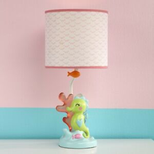 Carter's Sea Collection Lamp & Shade
