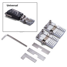 Universa milling grooves chucking tools for car key Cutting Clamp Fastener Tools