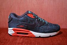 timeless design e0f4f b2ac9 WORN ONCE Nike Air Max Lunar 90 PRM QS Suit And Tie Paisley Size 10 705068