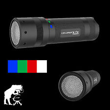 LED Lenser T ² QC T2 QC LED Linterna 9802 - QC Multicolor Lightpainting