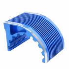 RC CNC Machined Aluminum Dark Blue Heat Sink For Phoenix 4274 4268 1515 Motor