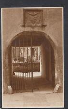 Cumbria Postcard - Entrance To Old Bluecoat School, Kendal   RS10902