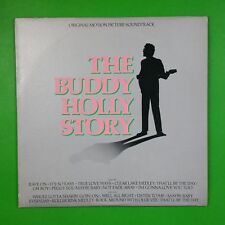 BUDDY HOLLY Story OST SE35412 LP Vinyl VG+ Cover VG+ 1978 Gary Busey