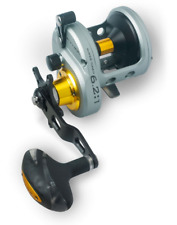 Fin-Nor Lethal LTC H 20 Sea Fishing Star Drag Cod/pollack/conger Multiplier Reel
